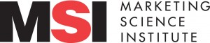 Marketing Science Institute logo 2012