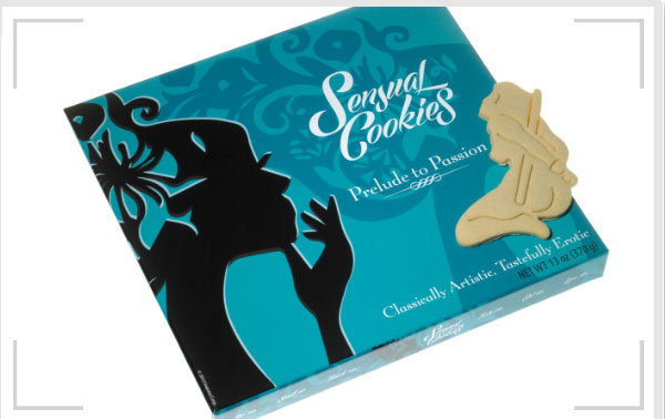 Taylor Helps New Company Launch a Deliciously Naughty Cookie!