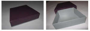 Trapezoidal Boxes by the Taylor Box Company