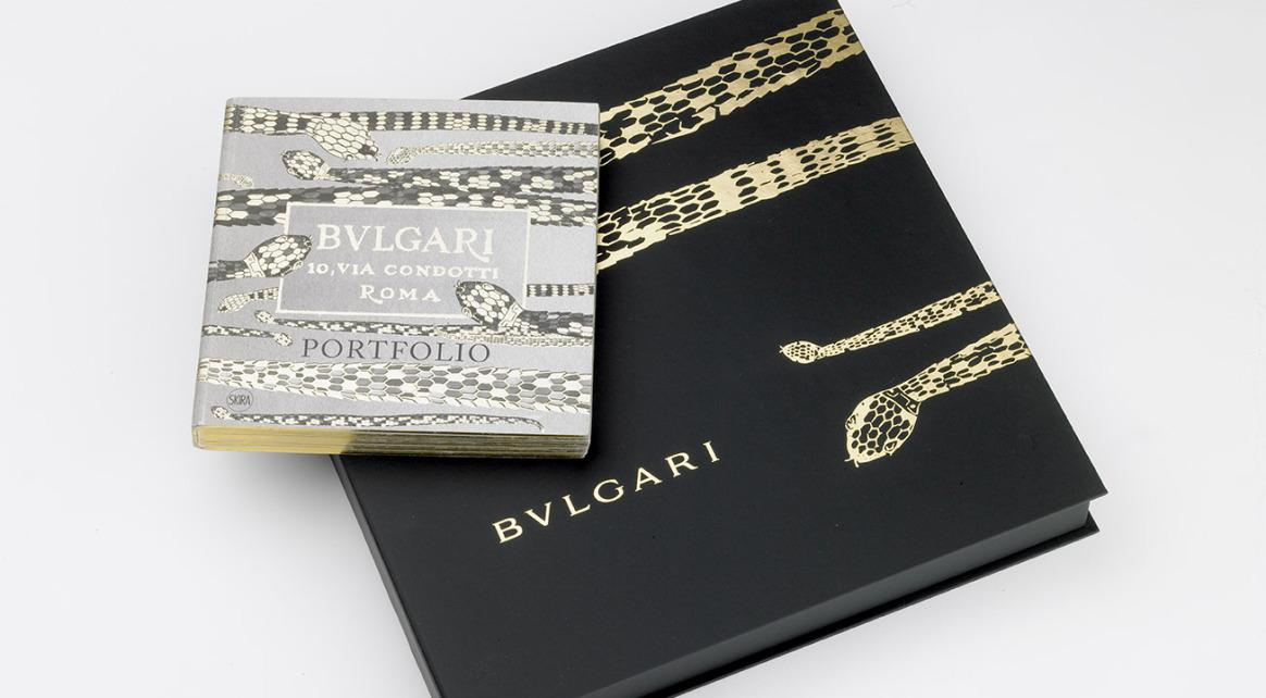 Bulgari Anniversary Book