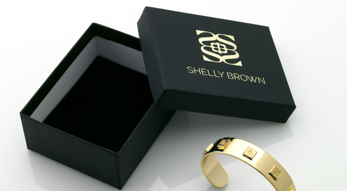 Box of the Month: Custom Jewelry Packaging for Shelly Brown ...