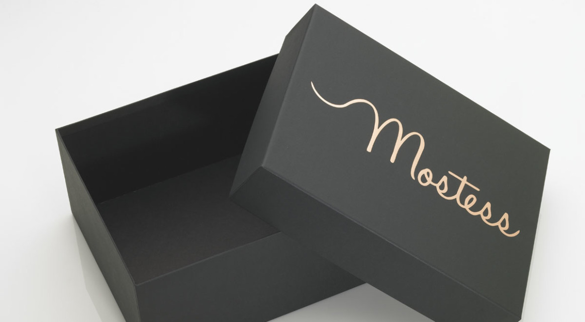 Mostess Subscription Box Packaging by Taylor Box Company
