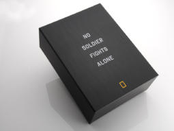 box, packaging design, national geographic, press kit packaging
